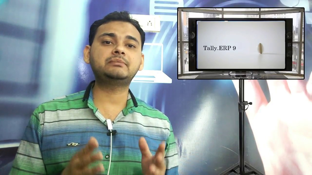 Secret Feature of Tally ERP 9 || GST No  TDL For Old Tally || Download  tdl  File