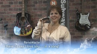 I Have to say I love you! RenéMarie- STROKE OF LUCK - Madhouse TV Show!