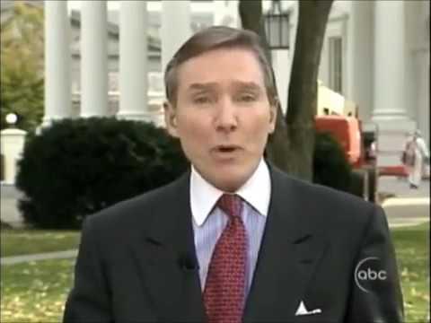 George W Bush Wins Re Election 2004
