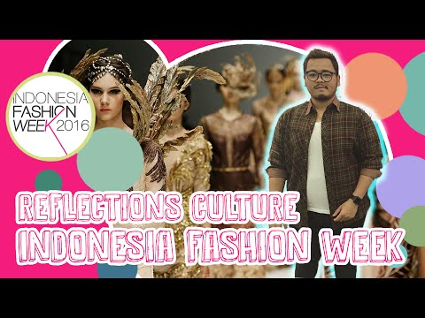 Indonesia Fashion Week 2016 - Cultural Wonder
