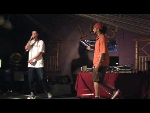 Arion B Performs live at Summer Slam (3)