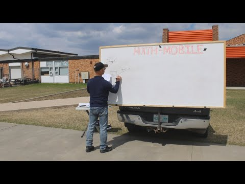 Shellbrook Teacher Uses His Truck As A