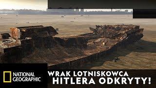 Jedyny lotniskowiec Hitlera na dnie Morza Bałtyckiego - Wyprawa na dno