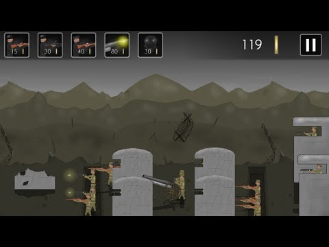 Trenches of Europe 2 Part 1 (by DNS studio) / Android Gameplay HD