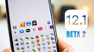 iOS 12.1 Beta 2 Released - What