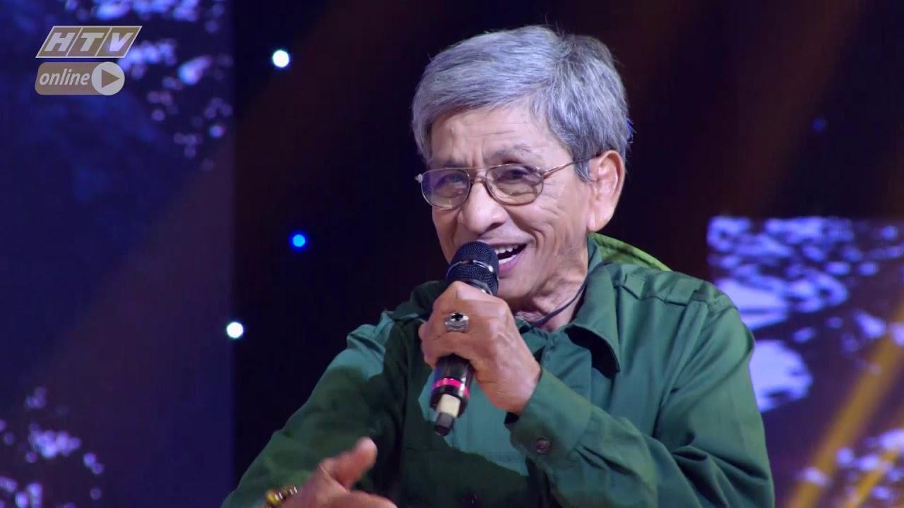 image Chú Quang Lợi 78 tuổi song ca cùng cháu ngoại|HTV MÃI MÃI THANH XUÂN|MMTX #2|16/9/2018