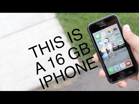 EXPAND IPHONE STORAGE?