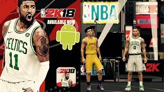 NBA 2K18 ANDROID RELEASE Date Details??!!