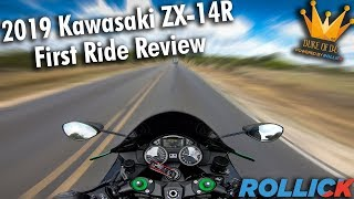 2019 Kawasaki Ninja ZX-14R First Ride Review [Huge Surprise]