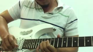 Những chuyến đi dài (Bức Tường) - Guitar cover - Học đàn guitar điện online - Amigos guitar
