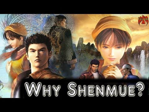 Shenmue 1 and 2 HD - Why You Should Play...