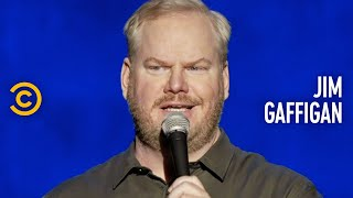 "Why Is There So Much Spousal Murder on ""Dateline""? - Jim Gaffigan: Quality Time"