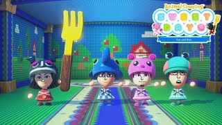 Nintendo Land - (Co-op) Animal Crossing: Sweet Days (GamePad)