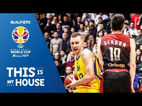 Bosnia & Herzegovina v Belgium - Full Game - FIBA Basketball World Cup 2019 - European Qualifiers