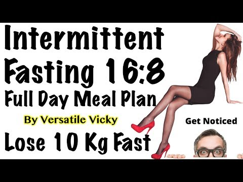 Intermittent Fasting Meal Plan - How to Lose Weight Fast 10Kg with Intermittent Fasting Diet