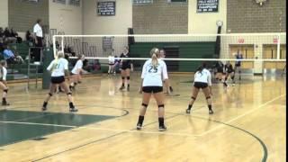 erin proctor setter ds 34 canton high school volleyball highlights