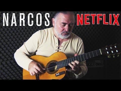 Rodrigo Amarante – Tuyo (NARCOS Theme Song) – fingerstyle guitar
