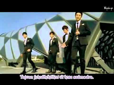 [BFS]Fahrenheit - Taiwan touch Your Heart MV[hun sub].avi
