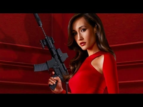 Nikita Interview : Maggie Q Interview - Comic-Con 2013
