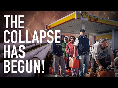 It Took Just A Couple Of Days For Madness To Descend Upon America Once Gas Shortages Began