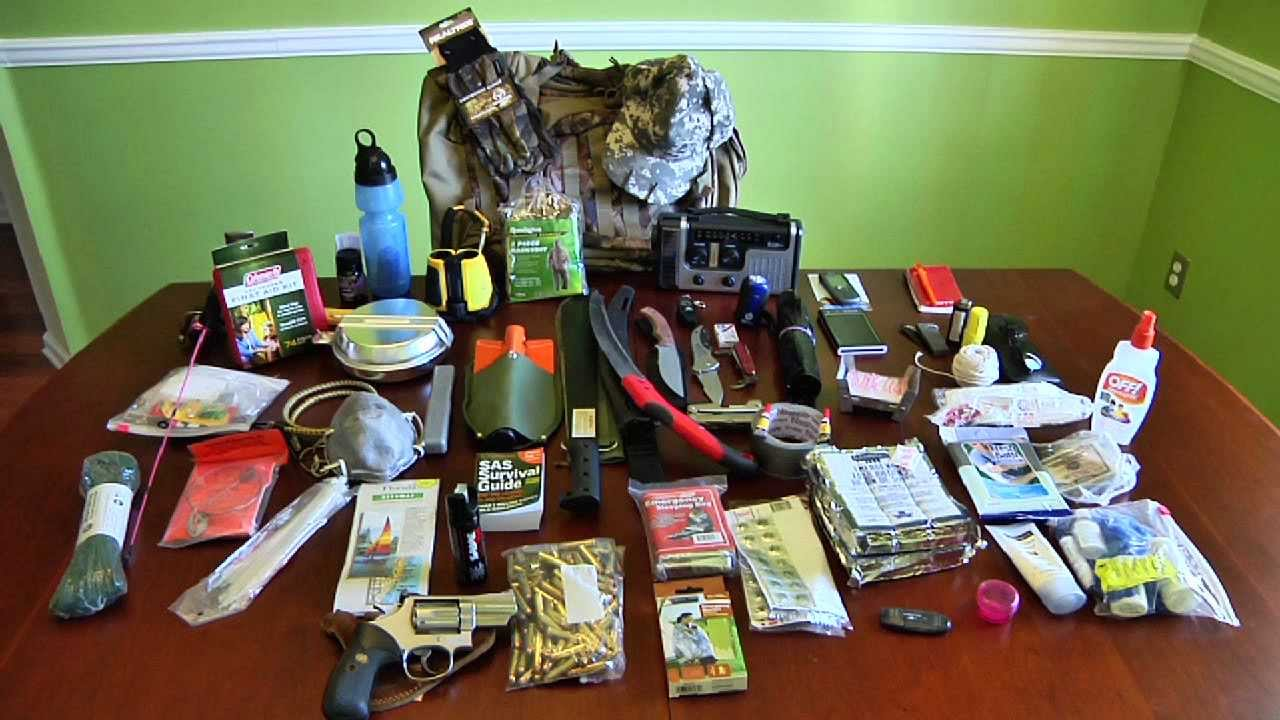 My Bug Out Bag Ultimate Lightweight Version Youtube