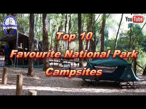 Our Favourite Top 10 National Park Campsites - Part 3/3 - Western Australia