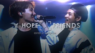 vhope ─ we're not friends