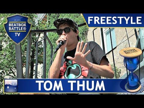 Tom Thum from Australia - Freestyle - Beatbox Battle TV