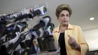 ديلما روسيف لن تخضع للضغوطات ولا نية لها في إجراء تعديل حكومي   6-4-2016