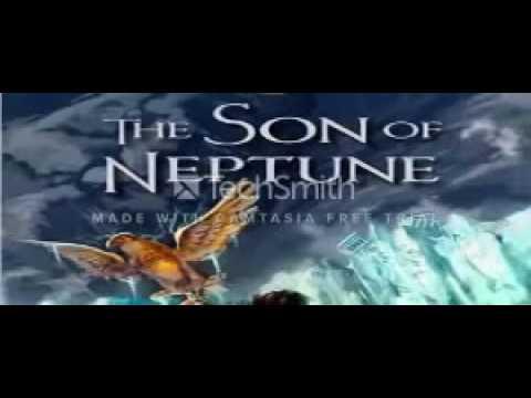 The Son of Neptune Audiobook Rick Riordan Audiobook Part 2/2