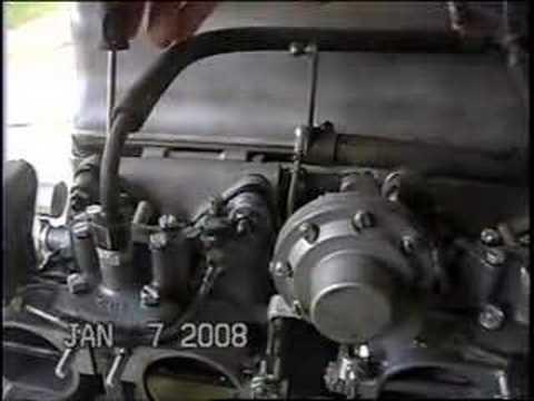 190SL Solex 44PHH Carburetor Tuning