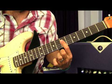 Jimi Hendrix - Castles Made of Sand - Intro - Guitar Lesson