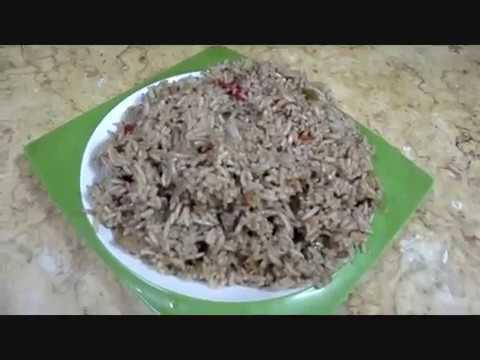 كبسة اللحم الخرافة من مطبخ الشيف مروة صلاح