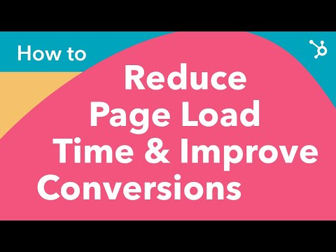 Does Website Speed Matter? How to Reduce Page Load Time & Improve Conversions - 동영상