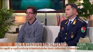 Gyilkos konvektorok: Fontos az elavult készülékek cseréje - tv2.hu/mokka thumbnail