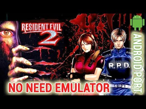 Resident Evil 2 Android Game (No Need Emulator) | Download APK