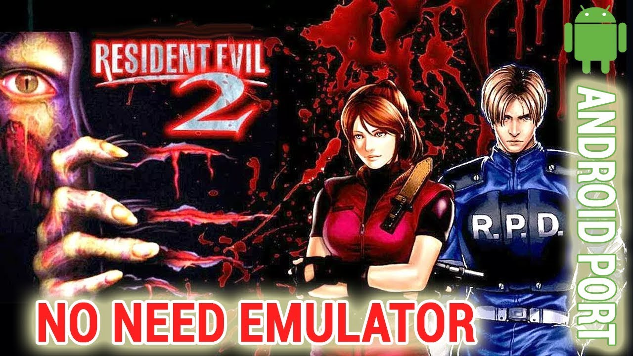 Resident Evil 2 Android Game (No Need Emulator) | Download APK  #Smartphone #Android