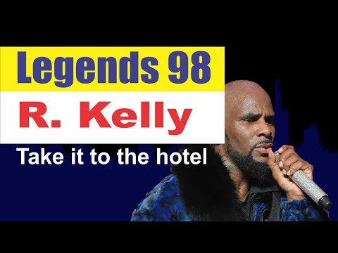R. Kelly - Take It To The Hotel