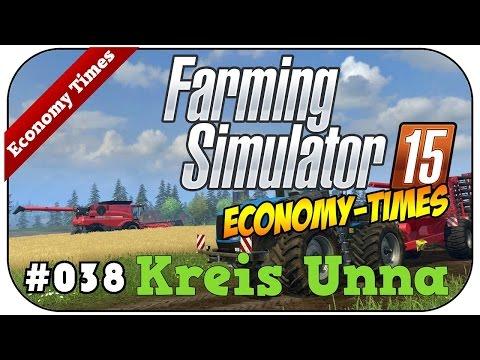 FARMING SIMULATOR 15 KREIS UNNA #038 - Carbon Lamborghini ★Let's Play LS15 Deutsch