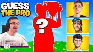 Guess the Fortnite YouTuber!