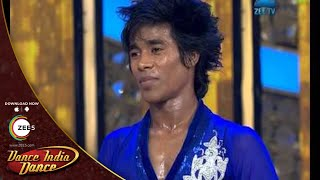 Dance India Dance Season 4 February 02, 2014 - Biki Das Performance