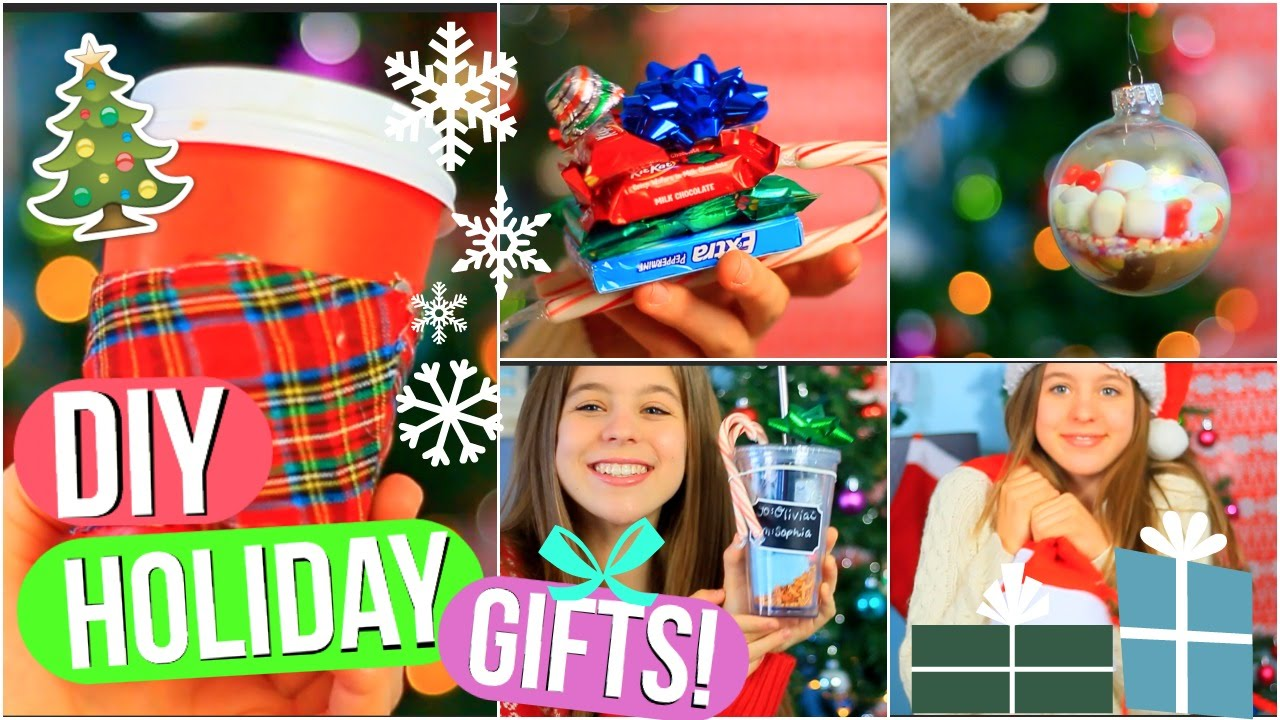 Super Affordable DIY Christmas Gifts for Friends/Family You NEED to ...