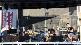 LugojOnline   Concert in aer liber  Gala de Blues Jazz Lugoj a debutat cu lugojenii de la Lucian Cri