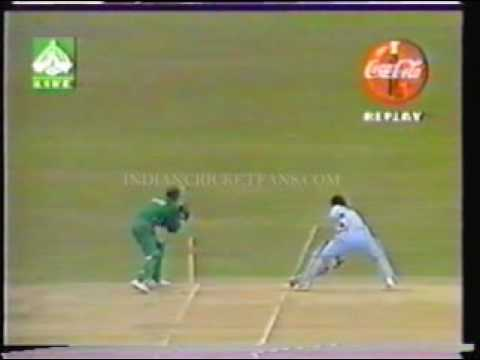 THE FINAL - IND V.S PAK - INDEPENDENCE CUP ' 98 -4/9