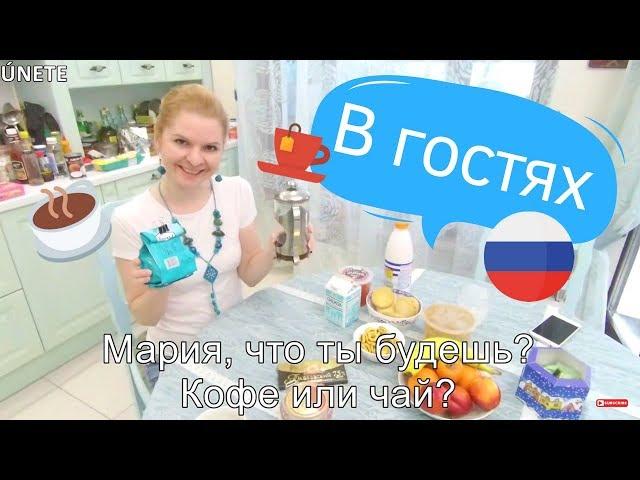 Русский язык (Урок 4) - В гостях