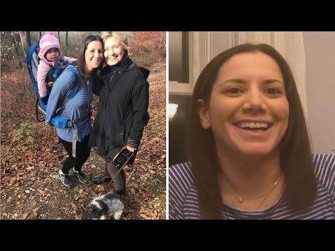 Mom Runs Into Hillary Clinton While Hiking: It Was Crazy Amazing and Spectacular