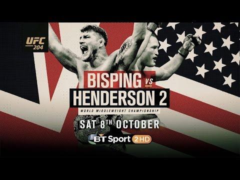 UFC     Michael Bisping vs Dan Henderson II New Flash Game