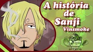 A história de Sanji Vinsmoke contada por ele (One Piece)(Hoje eu Sou)