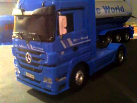 Truck Ninco 1/32- Camion nuevo