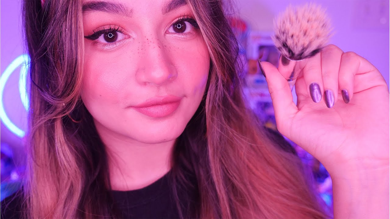 ASMR EXTREMELY RELAXING Layered Sounds *Stipple* (Mouth Sounds, Tongue Clicking)